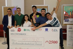 """Nar"" and ADA University have evaluated the startup projects of students"