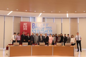 The 13th Baku Summer School successfully came to the end
