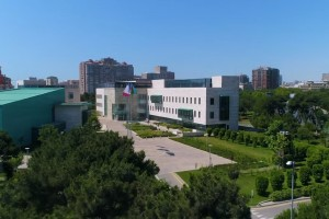 ADA University Foundation presented the new video clip dedicated to ADA's two new facilities and park